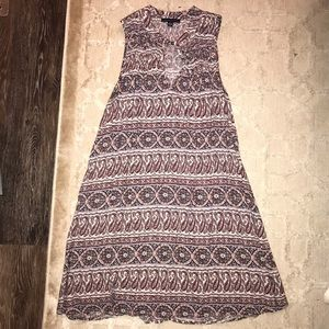 American Eagle baby doll dress